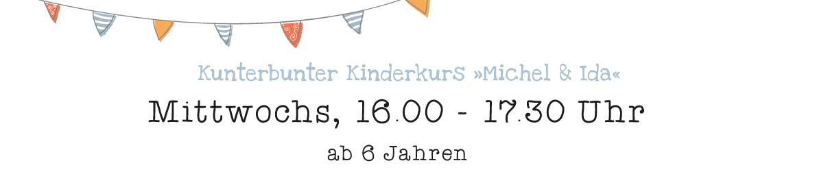 Kunterbunter Kinderkurs